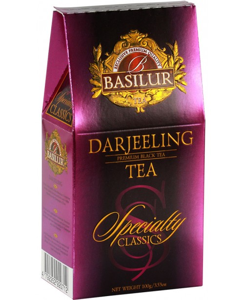 Ceai Basilur Refill Darjeeling 100G