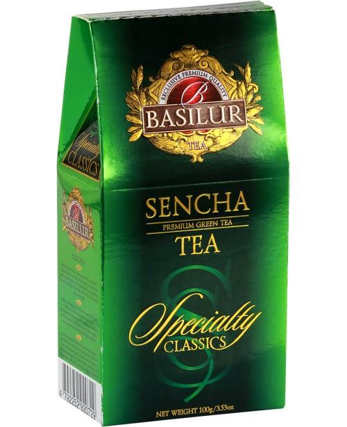 Ceai Basilur Refill Sencha 100G