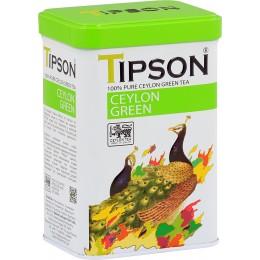 Ceai Tipson Ceylon Green 85G