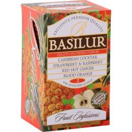 Ceai Basilur Assorted Vol 2 20 Pliculete