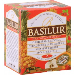Ceai Basilur Assorted Vol 2 10 Pliculete