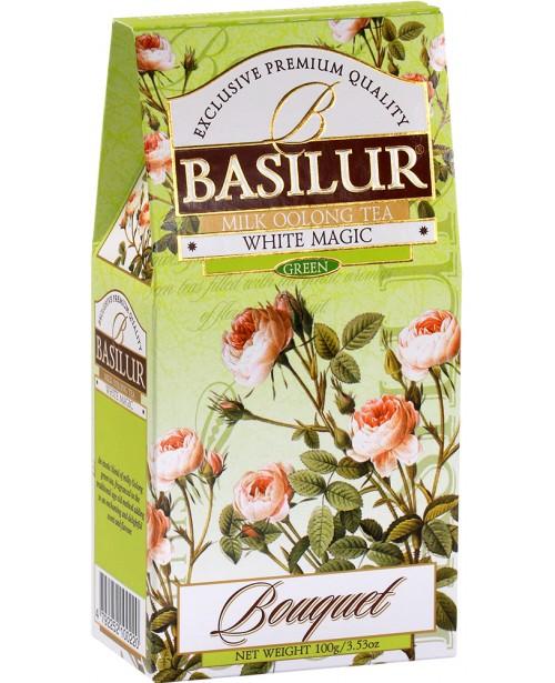 Ceai Basilur Refill White Magic 100G