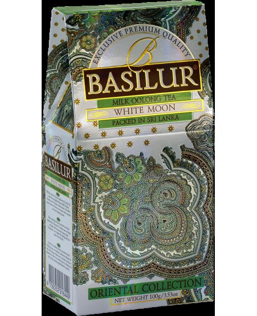 Ceai Basilur Refill White Moon 100G
