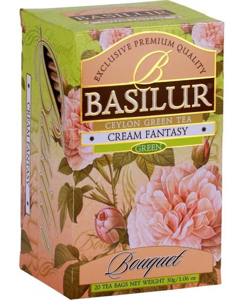 Ceai Basilur Cream Fantasy 20 Pliculete