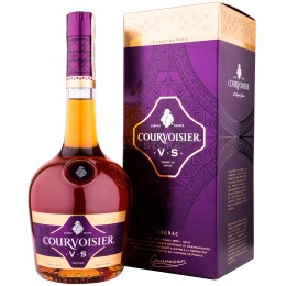 Courvoisier VS Cutie Cadou 0.7L
