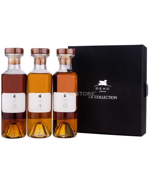 Deau Cognac La Collection VS - VSOP - XO