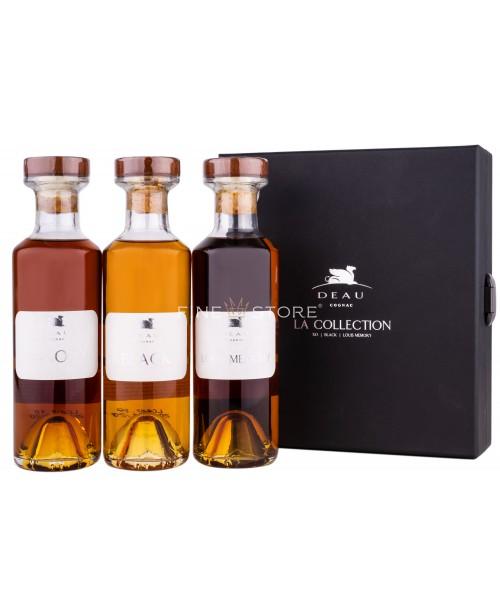 Deau Cognac La Collection XO - Black - Louis Memory