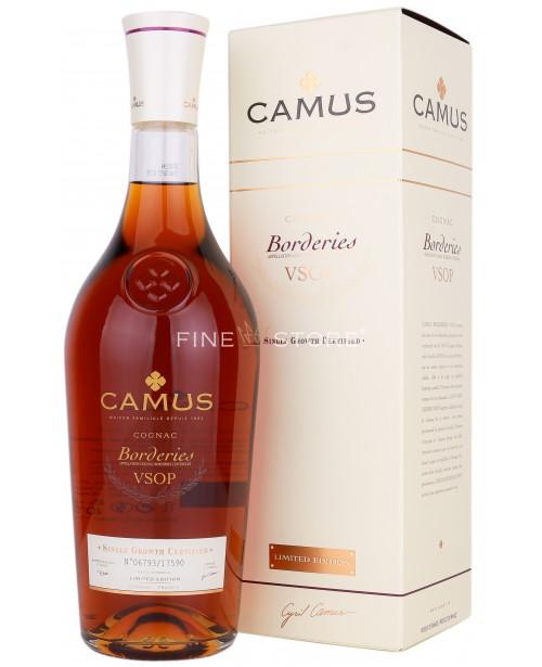 Camus VSOP Borderies Limited Edition 1L