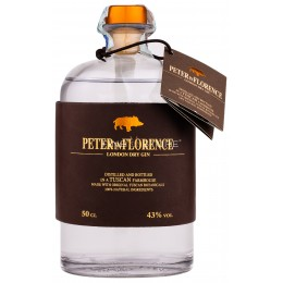 Peter In Florence London Dry Gin 0.5L