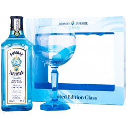 Bombay Sapphire Cu Pahar 0.7L