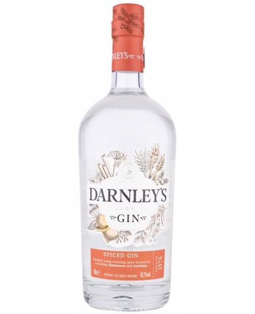 Darnley's Spiced Gin 0.7L