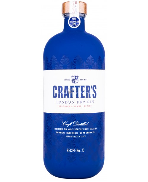 Crafter's London Dry Gin 0.7L