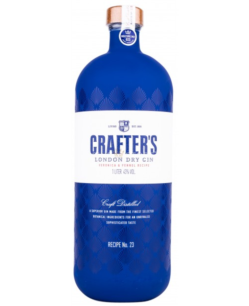 Crafter's London Dry Gin 1L