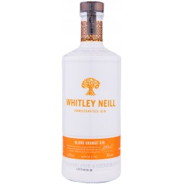 Whitley Neill Portocale Rosii Gin 0.7L