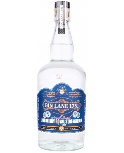 Gin Lane 1751 London Dry Royal Strength 0.7L