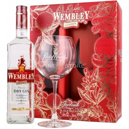 Wembley Dry Gin Cu Pahar 0.7L