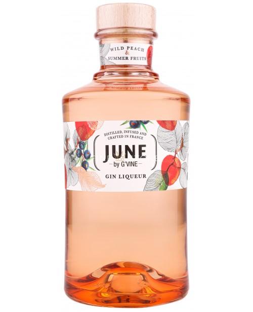 June Wild Peach & Summer Fruits 0.7L