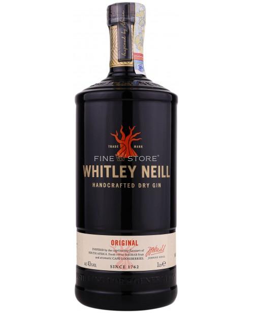 Whitley Neill Original Gin 1L