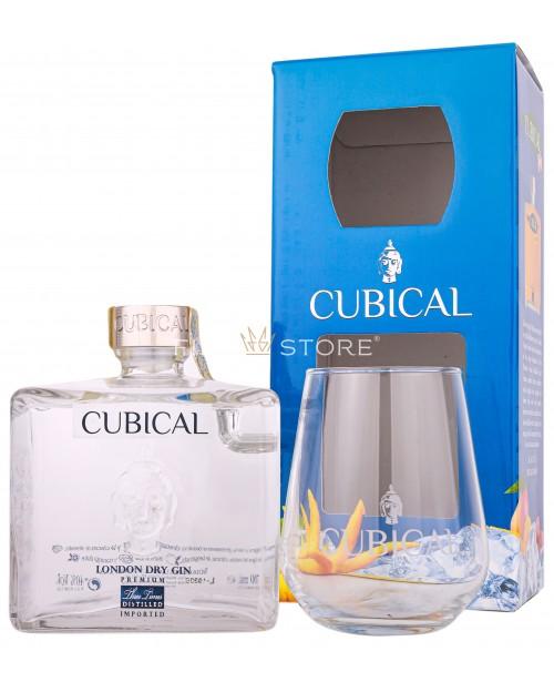 Cubical Premium Cu Pahar 0.7L