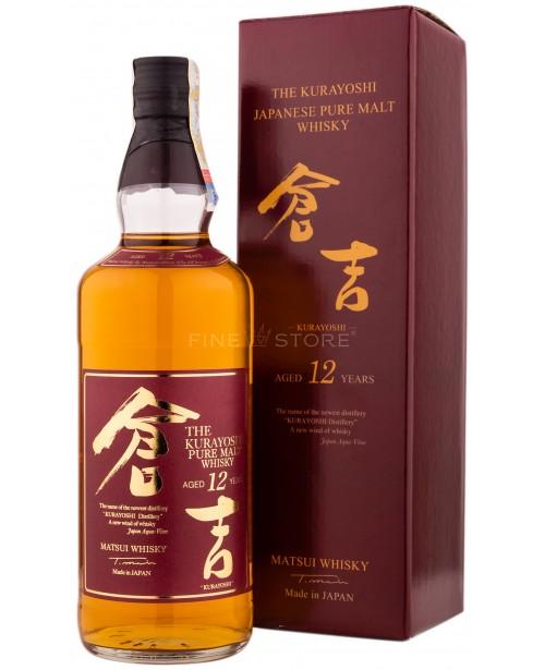 The Kurayoshi 12 Ani 0.7L