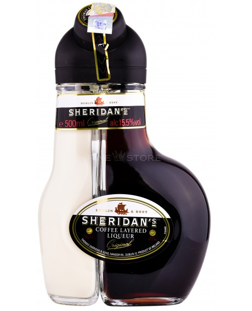 Sheridan's 0.5L