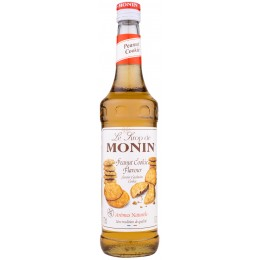Monin Peanut Cookie Sirop 0.7L