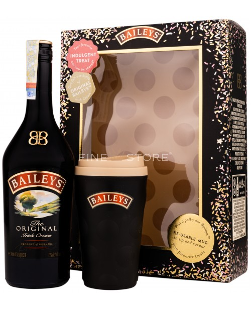 Baileys Irish Cream cu Cana 0.7L
