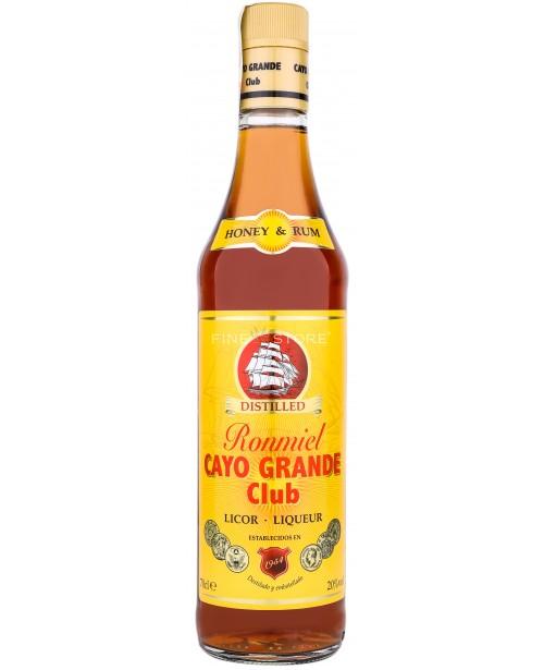 Cayo Grande Ronmiel Honey & Rum 0.7L