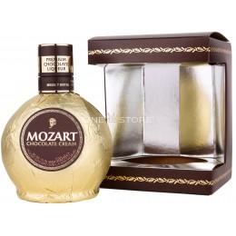 Mozart Gold Chocolate Cream Cutie Cadou 0.5L