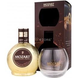 Mozart Gold Chocolate Cream cu Pahar 0.5L