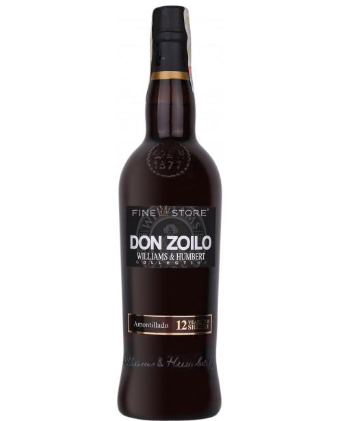 Don Zoilo Amontillado 12 Ani 0.75L