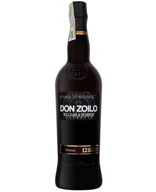 Don Zoilo Oloroso 12 Ani 0.75L