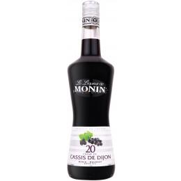 Monin Cassis de Dijon Lichior 0.7L