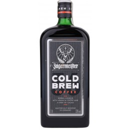 Jagermeister Cold Brew Coffee 1L
