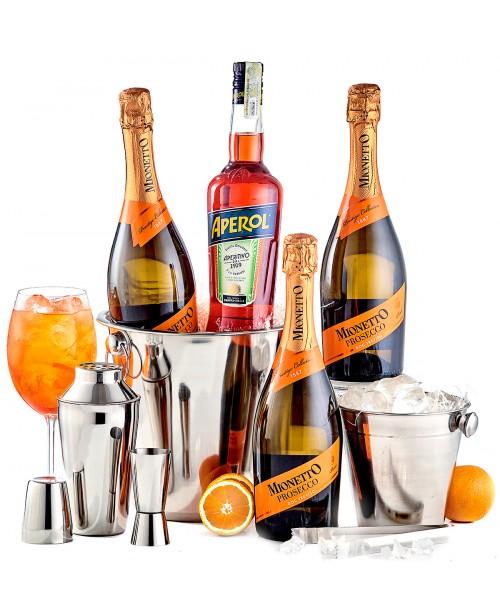 Pachet Aperol Spritz Mionetto The Taste of Summer Top