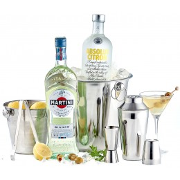 Pachet Let's Talk Dirty Martini