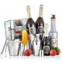 Pachet Bellini Peach Party Kit
