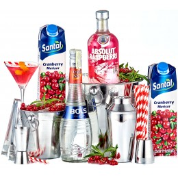 Pachet Cosmopolitan Guilty Pleasure Party Kit