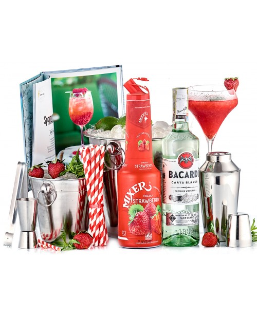 Pachet Daiquiri Strawberry Party Kit Top