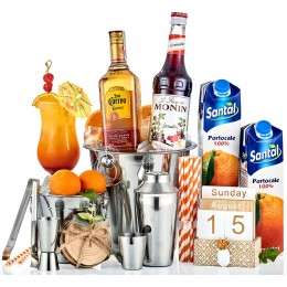 Pachet Dream of Tequila Sunrise Party Kit