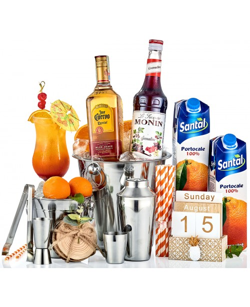 Pachet Dream of Tequila Sunrise Party Kit Top