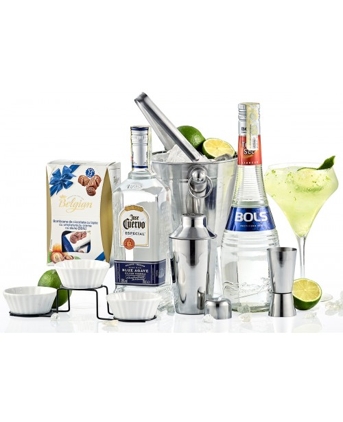 Pachet Fresh Margarita Party Kit Top
