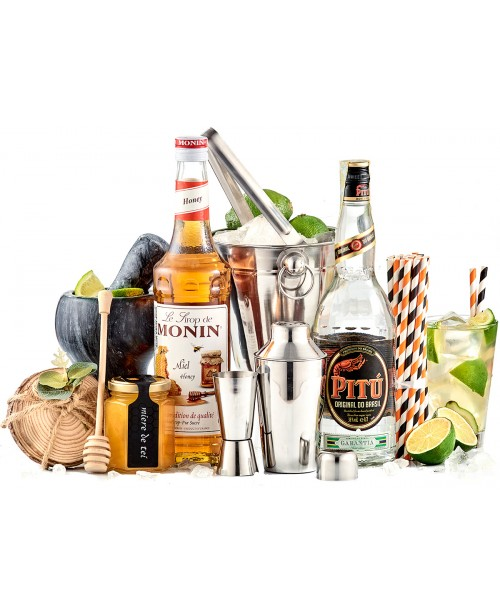 Pachet Honey Caipirinha Party Kit Top