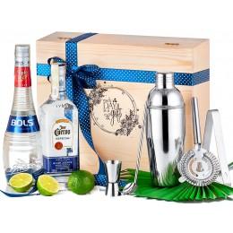 Pachet Cadou Margarita Por Favor Cocktail Kit
