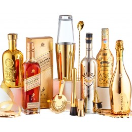 Pachet Gold Line Drinks Collection