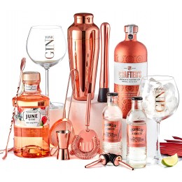 Pachet Copper Crafted Gin