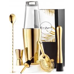 True Legend Gold Cocktail Set