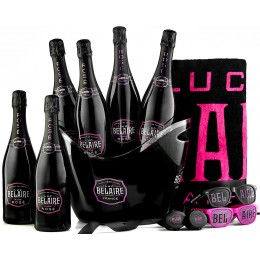 Pachet Belaire Rose Party all day Kit