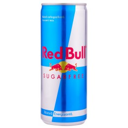 Red Bull Sugarfree 0.25L BAX