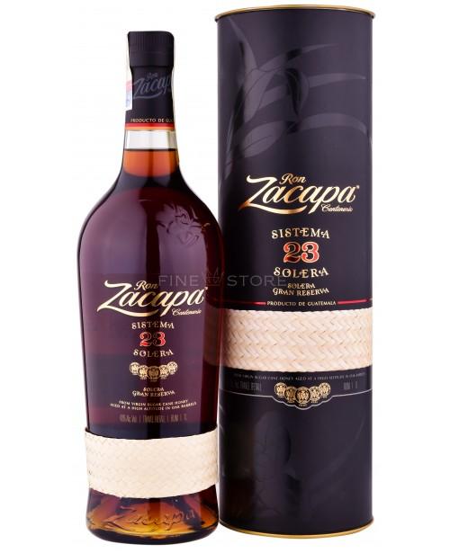 Zacapa Centenario 23 Ani 1L Top